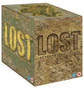 Lost: The Complete Seasons 1-6 [Region B] [Blu-ray]
