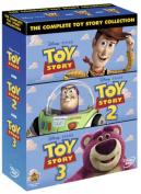 Toy Story 1-3 [Region 2]