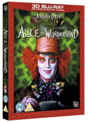 Alice in Wonderland [Region B] [Blu-ray]