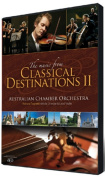 The Music from Classical Destinations II [Region 2]