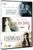 Night to Remember/The Red Shoes/Caesar and Cleopatra [Region 2]