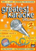 The Greatest Karaoke DVD... Ever! 2 [Region 2]
