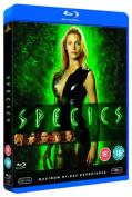 Species [Region B] [Blu-ray]