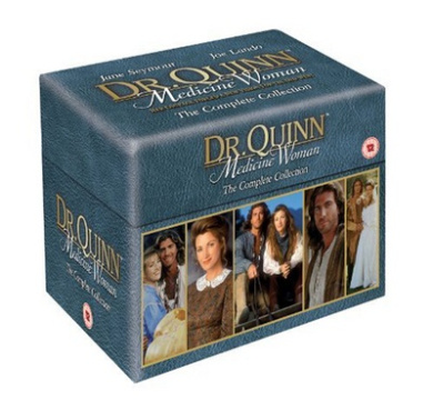 Dr Quinn, Medicine Woman: The Complete Collection