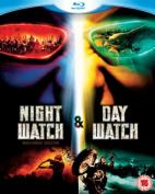 Day Watch/Night Watch [Region B] [Blu-ray]