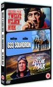 Twelve O' Clock High/633 Squadron/The Blue Max [Region 2]