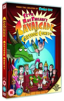 Seth MacFarlane's Cavalcade of Cartoon Comedy - Uncensored