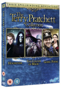 Terry Pratchett Collection Region 2