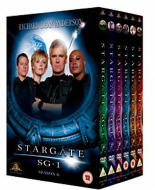 Stargate SG1: Season 6 (Box Set)