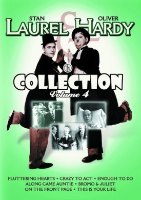 Laurel and Hardy Collection: Volume 4