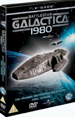 Battlestar Galactica 1980: The Complete Series