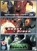 Spider-Man 3/Ghost Rider/Hulk [Region 2]