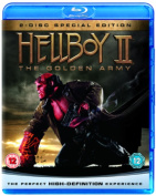 Hellboy II: The Golden Army [Region B] [Blu-ray]