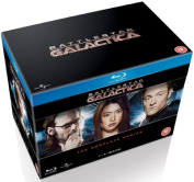 Battlestar Galactica - The Complete Series [Region B] [Blu-ray]