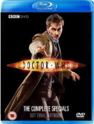 Doctor Who [Region B] [Blu-ray]