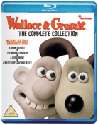Wallace and Gromit [Region B] [Blu-ray]