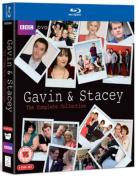 Gavin and Stacey [Region B] [Blu-ray]