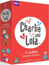 Charlie and Lola [Region 2]