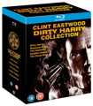 Clint Eastwood Dirty Harry Collection [Blu-ray]