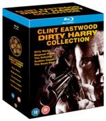 Dirty Harry Collection [Region B] [Blu-ray]