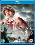 Clash of the Titans [Region B] [Blu-ray]