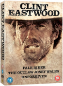 Pale Rider/The Outlaw Josey Wales/Unforgiven [Region 2]