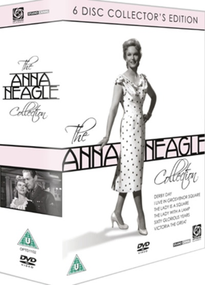 1099c987e301 The Anna Neagle Collection by Unbranded - Shop Online for Movies ...