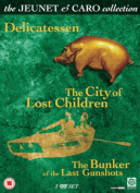 Delicatessen/The City of Lost Children/The Bunker of the Last... [Region 2]