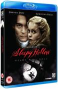Sleepy Hollow [Region B] [Blu-ray]