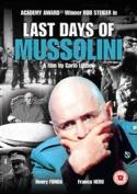 Last Days of Mussolini [Region 2]