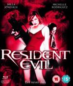 Resident Evil [Region B] [Blu-ray]