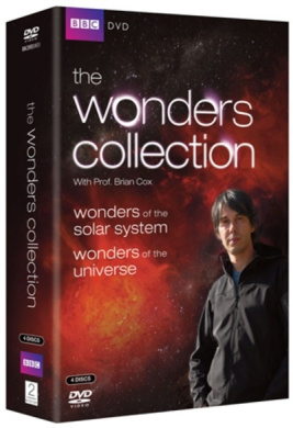 The Wonders Collection With Prof. Brian Cox