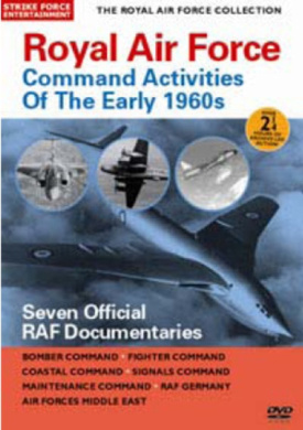 Royal Air Force: Command Activities of the Early 1960s