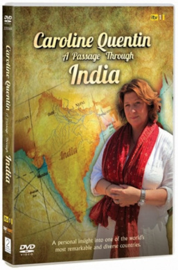 A Passage Through India With Caroline Quentin