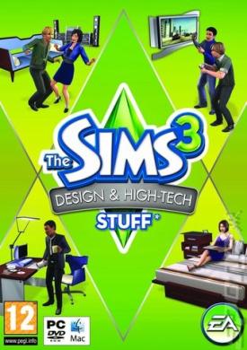 The Sims 3 - Design and Hi-Tech Stuff