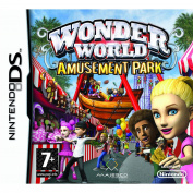 Wonderworld - Amusement Park Nintendo DS