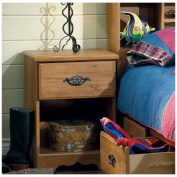 South Shore Night Table - Country Pine
