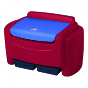 LITTLE TIKES Sort and Store Toy Chest-Primary Colors