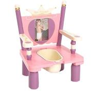 """Her Majesty's Throne """"Princess"""" Potty Chair"""