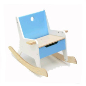 Offi Kids Rockabye Storage Rocker - Blue