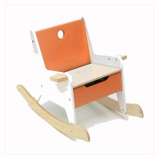 Offi Kids Rockabye Storage Rocker - Orange