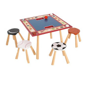 Levels of Discovery Table with 4 Stool Set - All Star Sports