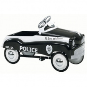 Instep 14-PC200 Police Pedal Car