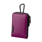 Sony Cyber-shot or MHS-PM1 Webbie HD Soft Carrying Case - Violet