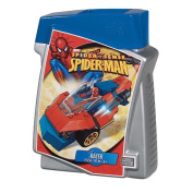 Mega Bloks Marvel Build Vehicle - Spider-Man Racer