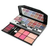 MakeUp Kit G1672-2 : 24xE/shdw, 1xE/Pencil, 4xL/Gloss, 4xBlush, 2xPressed Pwd.., -