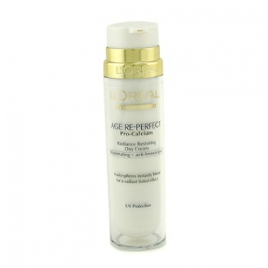 Dermo-Expertise Age Re-Perfect Pro-Calcium Radiance Restoring Day Cream ( For Very Mature Skin ), 50ml/1.7oz