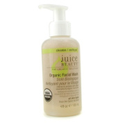 Organic Facial Wash, 100ml/4oz
