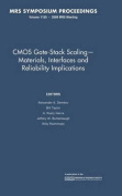 Cmos Gate-stack Scaling - Materials, Interfaces and Reliability Implications