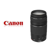 Canon EF 75-300mm f/4-5.6 III Telephoto Zoom Lens for Canon Digital SLR Cameras (Aperture Range: